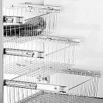 Cajones de varilla, salvasifones y portaespojas