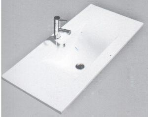 Encimera de porcelana linea Blanco