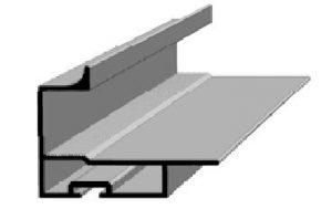 Kit puerta serie 1086 para tablero de 16