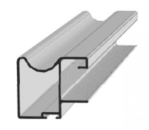 Kit puerta serie 1080 para tablero de 16