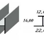 Perfil horizontal y Frenos